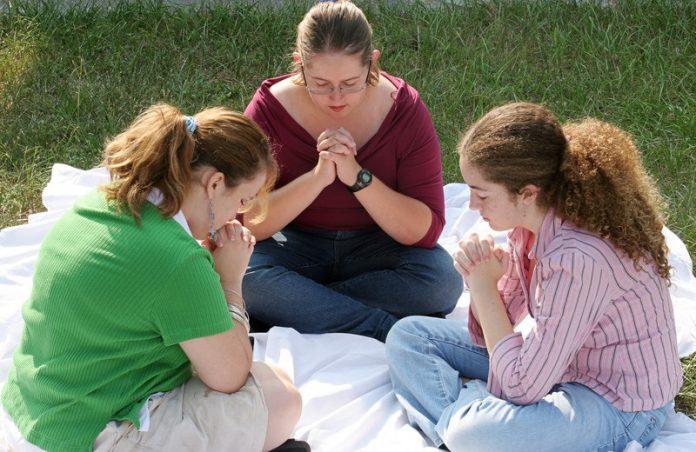 biddende teeners