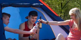 Jongeren drinken alcohol